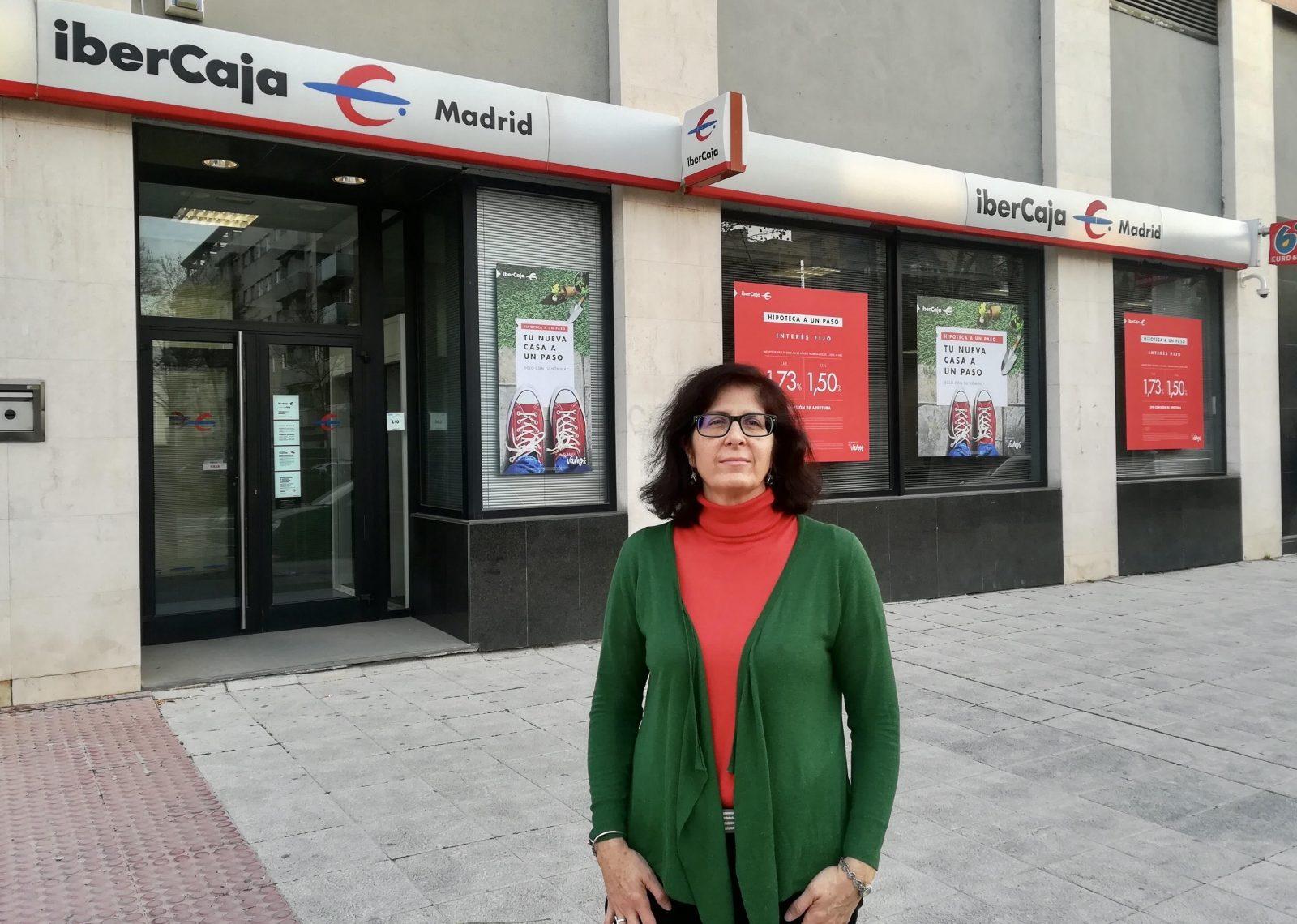 Isabel Sánchez Apeca Día de la Mujer